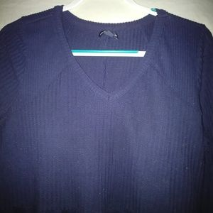 American Eagle Outfitters Dresses - American Eagle Babydoll sweater dress *like new*